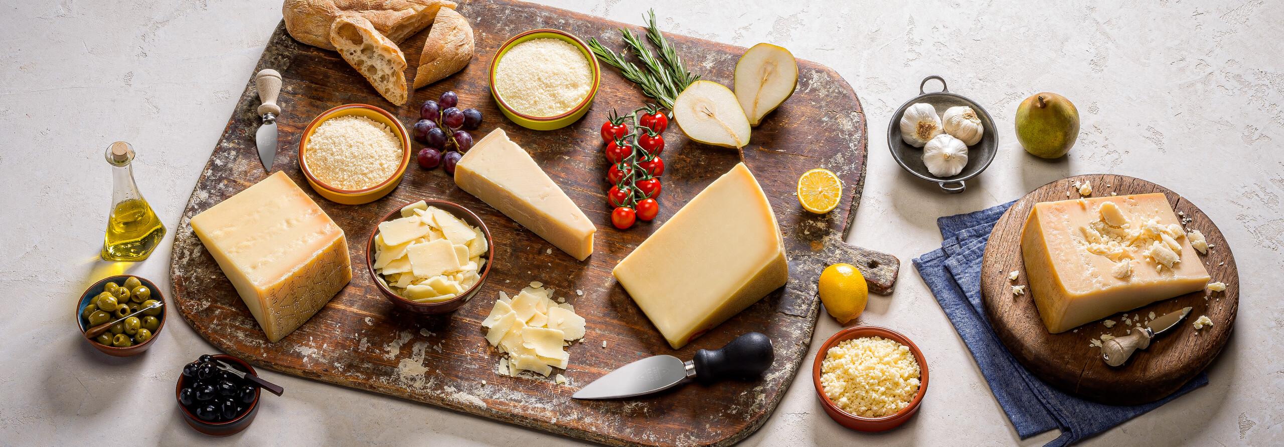 Italian Cheese Classics