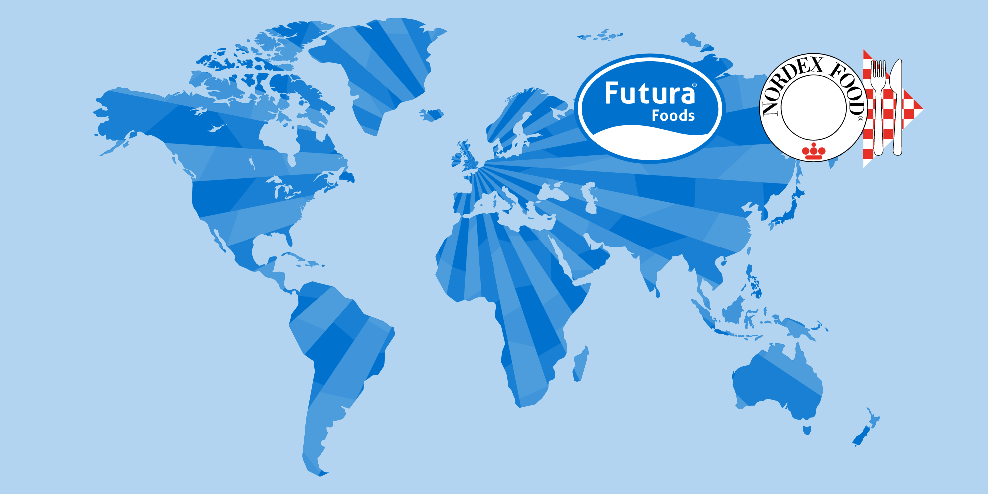Futura Foods Global Supply Map