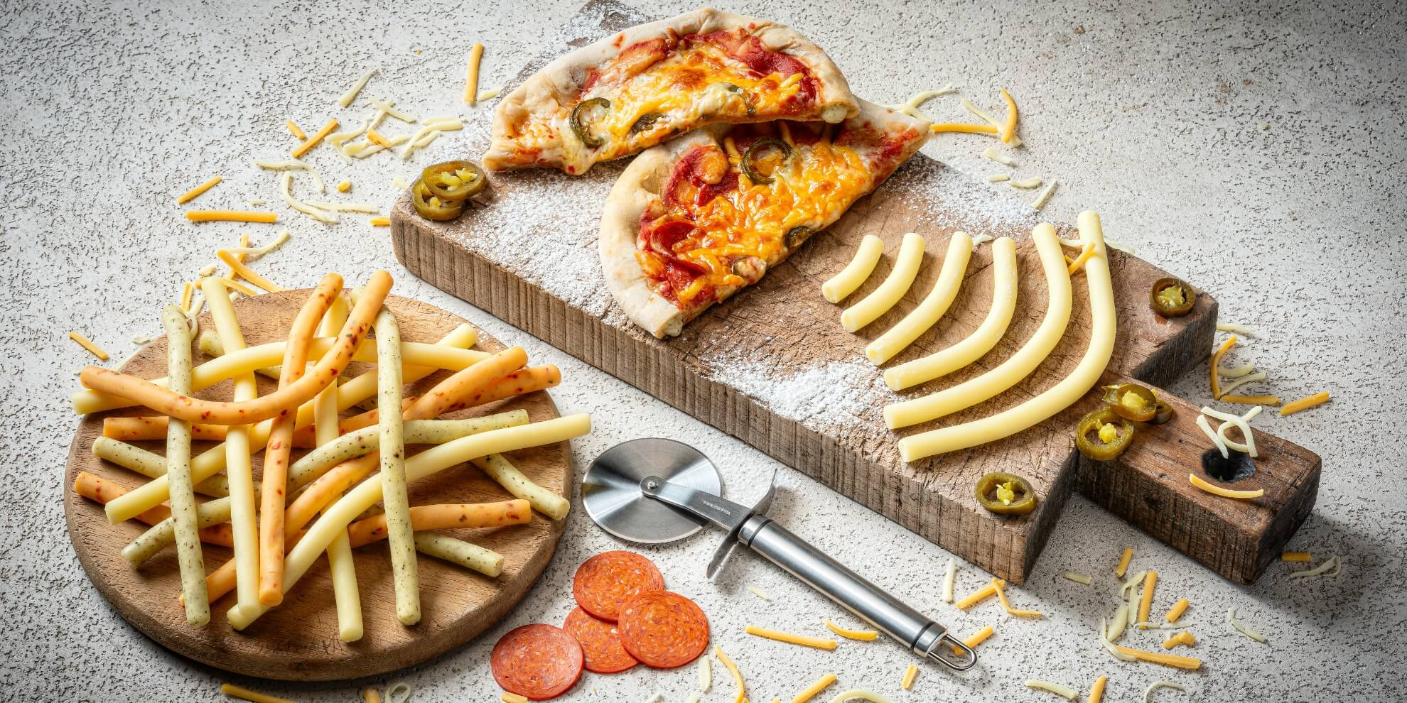 Pizza Ropes
