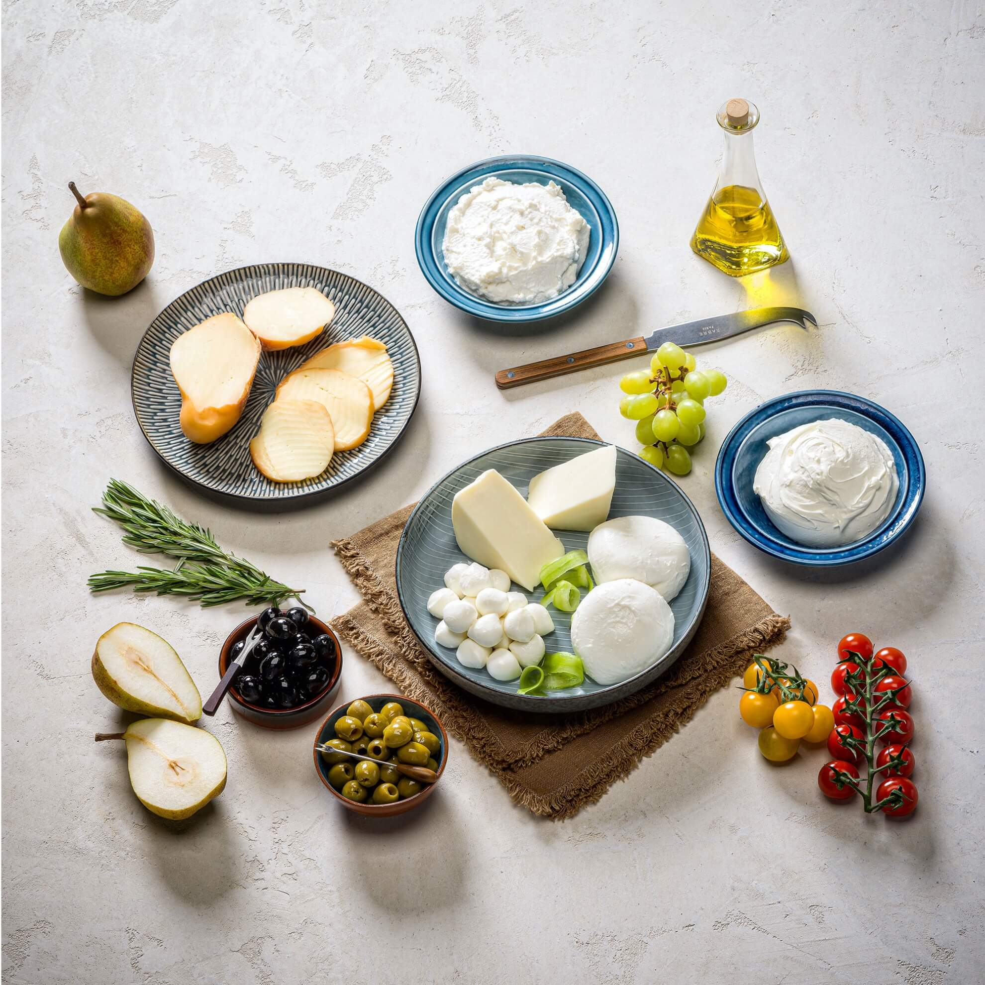 Mediterranean Cheese Supplier UK